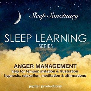 Anger Management, Help for Temper, Irritation & Frustration Audiobook By Jupiter Productions cover art