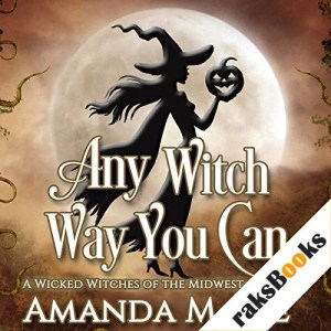Any Witch Way You Can (Wicked Witches of the Midwest Book 1) Audiobook By Amanda M. Lee cover art