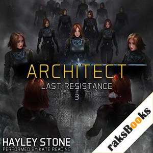 Architect Audiobook By Hayley Stone cover art