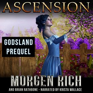 Ascension Audiobook By Morgen Rich, Brian Rathbone cover art