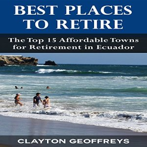 Best Places to Retire Audiobook By Clayton Geoffreys cover art