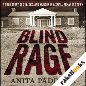 Blind Rage Audiobook By Anita Paddock cover art