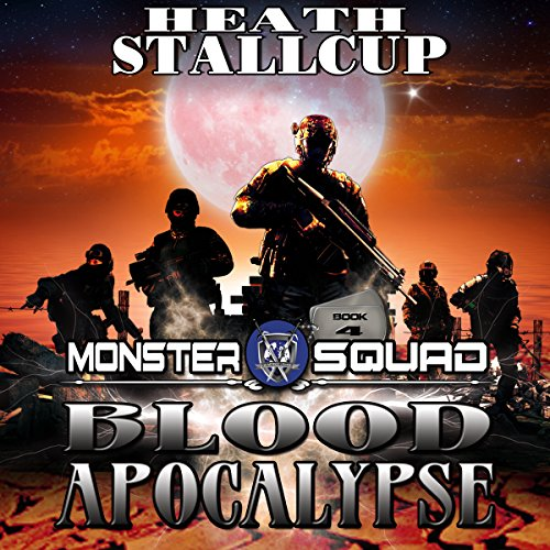 Blood Apocalypse Audiobook By Heath Stallcup cover art