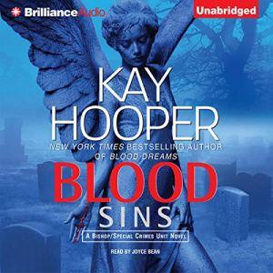 Blood Sins Audiobook By Kay Hooper cover art