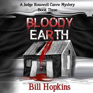 Bloody Earth Audiobook By Bill Hopkins cover art