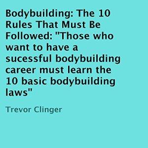 Bodybuilding Audiobook By Trevor Clinger cover art