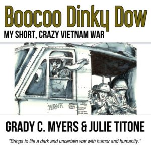 Boocoo Dinky Dow Audiobook By Grady C. Myers, Julie Titone cover art
