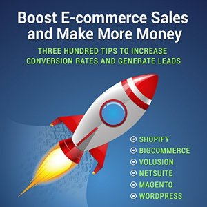 Boost E-commerce Sales and Make More Money Audiobook By Alex Harris cover art