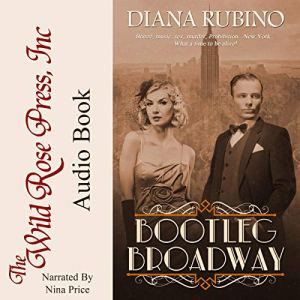 Bootleg Broadway Audiobook By Diana Rubino cover art
