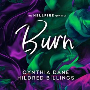 Burn Audiobook By Cynthia Dane, Hildred Billings cover art