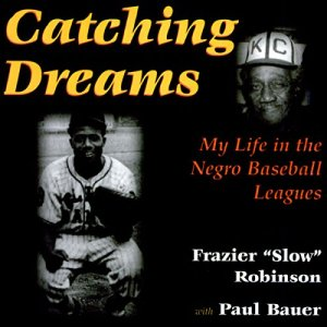 Catching Dreams Audiobook By Frazier Robinson, Winnie Robinson cover art