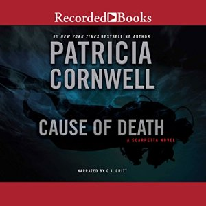 Cause of Death Audiobook By Patricia Cornwell cover art