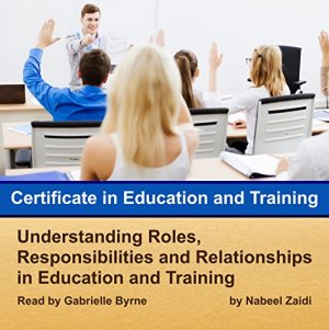 Certificate in Education and Training (CET) Book 1 Audiobook By Nabeel Zaidi cover art