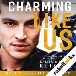 Charming Like Us Audiobook By Krista Ritchie, Becca Richie cover art