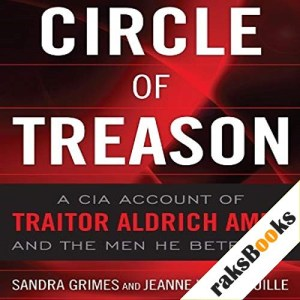 Circle of Treason Audiobook By Sandra V. Grimes, Jeanne Vertefeuille cover art