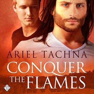 Conquer the Flames Audiobook By Ariel Tachna cover art
