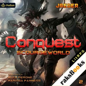 Conquest Audiobook By Jaeger Mitchells cover art