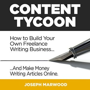 Content Tycoon Audiobook By Joseph Marwood cover art