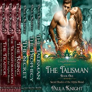 Cougar Romance: Secret Shades of the Alpha Blood Series - The Complete Collection Set 1-6 Audiobook By Paula Knight cover art