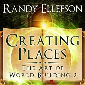 Creating Places Audiobook By Randy Ellefson cover art