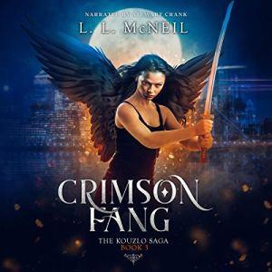 Crimson Fang Audiobook By L.L. McNeil cover art