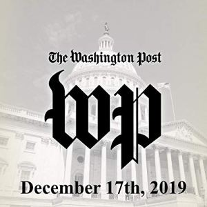 December 17, 2019 Audiobook By The Washington Post cover art