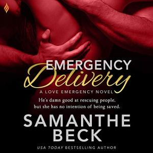 Emergency Delivery Audiobook By Samanthe Beck cover art