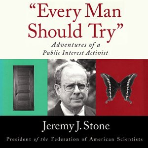 """""""Every Man Should Try"""" Audiobook By Jeremy Stone cover art"""
