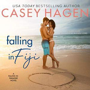 Falling in Fiji Audiobook By Casey Hagen cover art