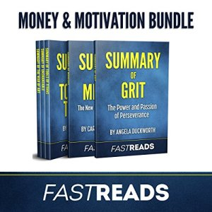 FastReads Money & Motivation Book Bundle Audiobook By FastReads cover art