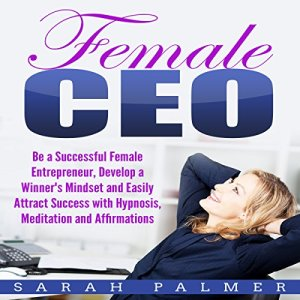 Female CEO Audiobook By Sarah Palmer cover art
