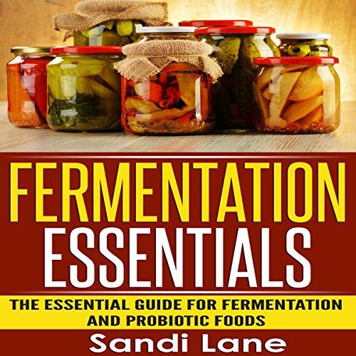 Fermentation Essentials Audiobook By Sandi Lane cover art