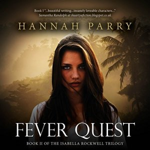 Fever Quest Audiobook By Hannah Parry cover art