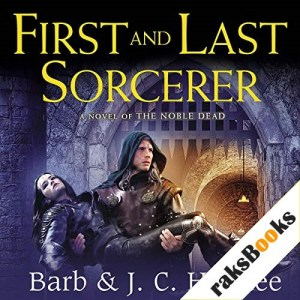 First and Last Sorcerer Audiobook By Barb Hendee, J. C. Hendee cover art