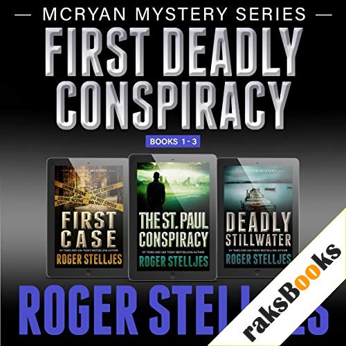 First Deadly Conspiracy - Box Set Audiobook By Roger Stelljes cover art