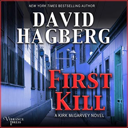 First Kill Audiobook By Hagberg David cover art
