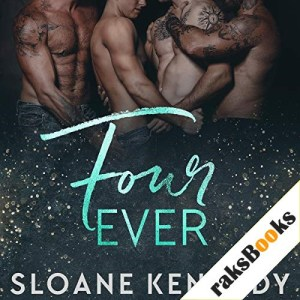 Four Ever Audiobook By Sloane Kennedy cover art