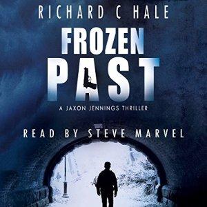 Frozen Past Audiobook By Richard C. Hale cover art
