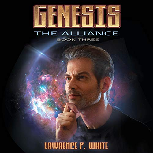 Genesis Audiobook By Lawrence P. White cover art