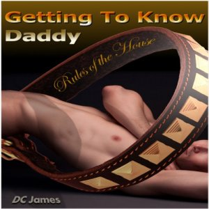 Getting to Know Daddy: Rules of the House Audiobook By D. C. James cover art