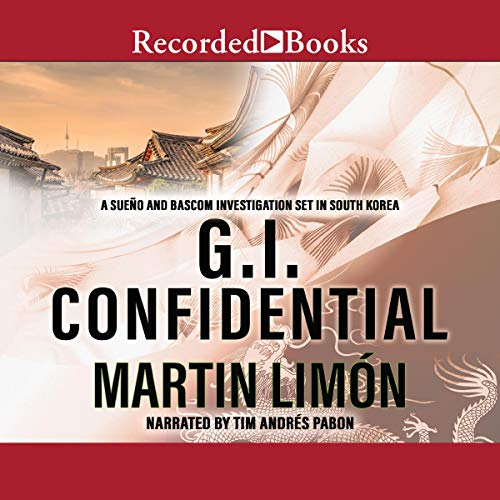 GI Confidential Audiobook By Martin Limon cover art