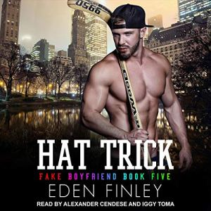 Hat Trick Audiobook By Eden Finley cover art