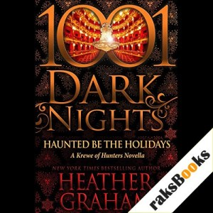 Haunted Be the Holidays Audiobook By Heather Graham cover art