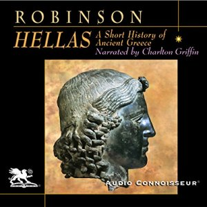 Hellas Audiobook By Cyril Robinson cover art