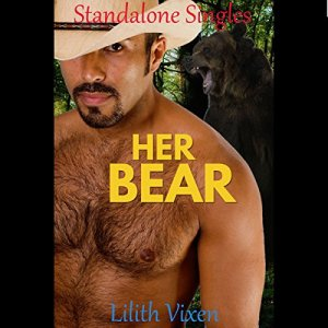 Her Bear Audiobook By Lilith Vixen cover art