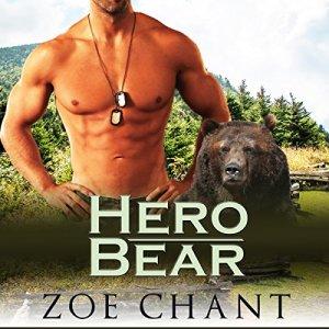 Hero Bear Audiobook By Zoe Chant cover art