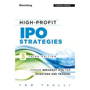 High-Profit IPO Strategies Audiobook By Tom Taulli cover art