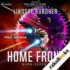 Home Front Audiobook By Lindsay Buroker cover art