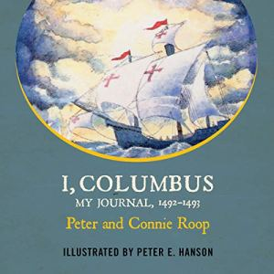 I Columbus Audiobook By Peter Roop, Connie Roop cover art