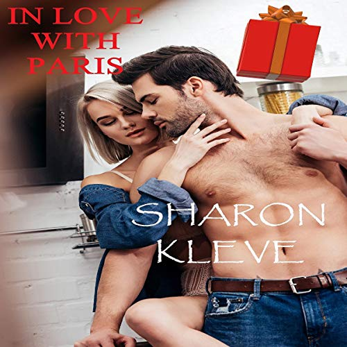 In Love with Paris: Christmas Romance - France Audiobook By Sharon Kleve cover art